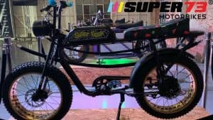 Will Smith's Electric Bike by SUPER73